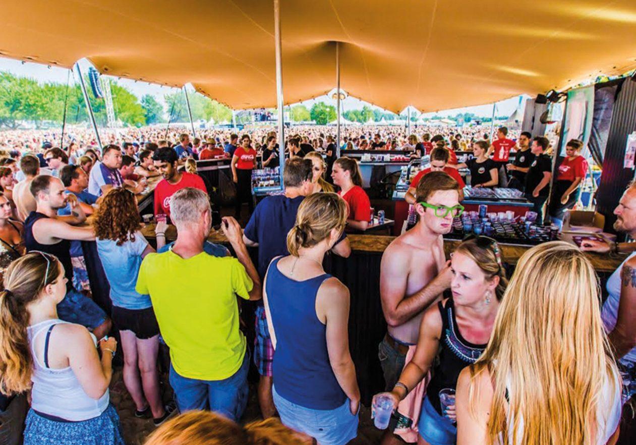 location tente festival pour bars
